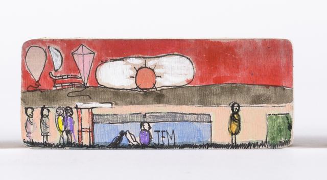 James Miles, 'Untitled IV', 2012, Creativity Explored