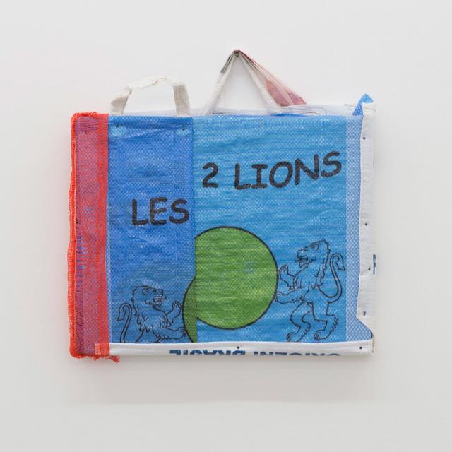 , '2 Lions,' 2015, Central Galeria
