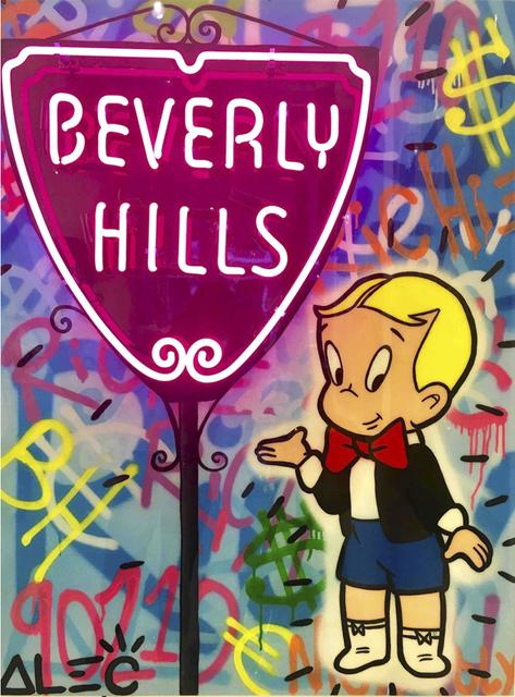 , 'Richie Beverly Hills Neon Sign,' , Eden Fine Art