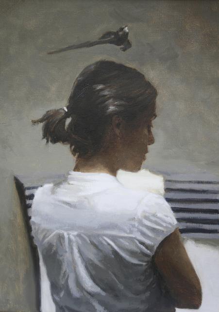 , 'Mujer con golondrina,' , Galeria Contrast