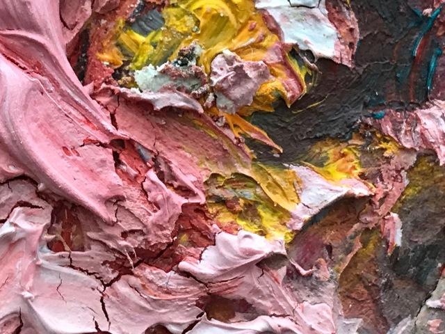 Rita Moreno, 'The Rose , detalle', 2018, ENCANT