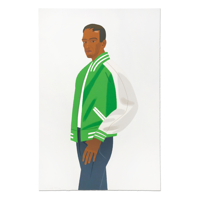 Alex Katz, 'Green Jacket', 1990, MLTPL