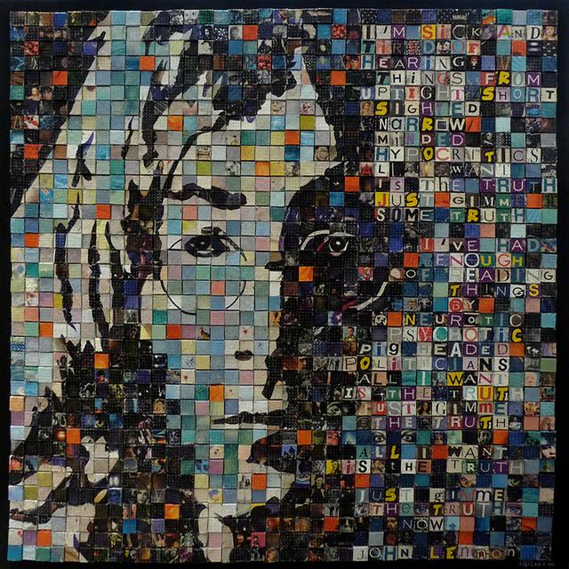 , 'John Lennon,' 2016, Artima