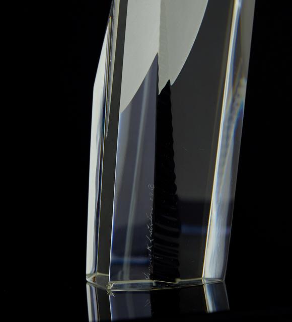Harvey Littleton, 'Harvey Littleton Studio Glass Sculpture Signed Handblown Contemporary Art', 1979, Sculpture, Glass, Modern Artifact