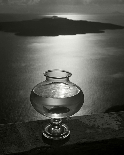 , 'Goldfish Bowl. Santorini, Greece.,' 1937, Magnum Photos
