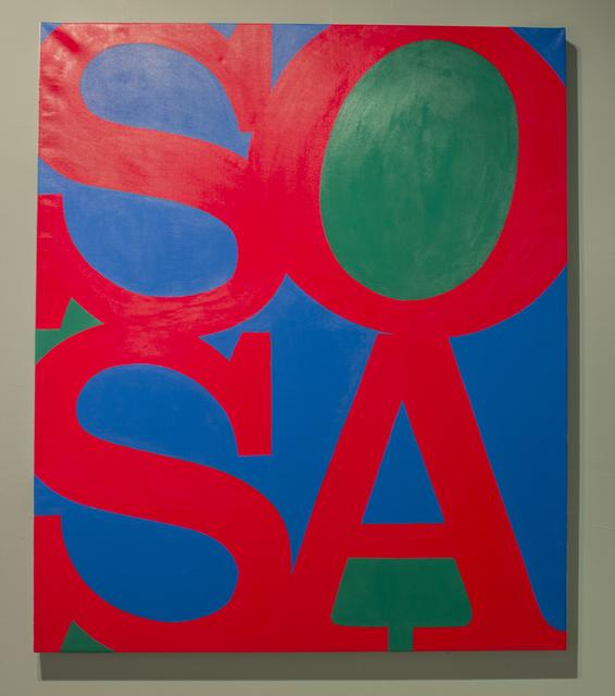 , 'Love Sosa,' 2014, Cardoza Fine Art