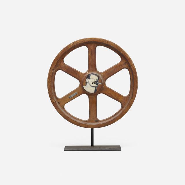 Robert Loughlin, 'Untitled (wheel)', Wright