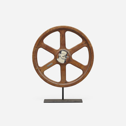 Untitled (wheel)