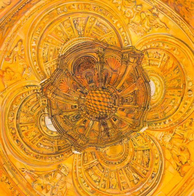 , 'The Flower-orange flower,' 2015, Wei-Ling Gallery