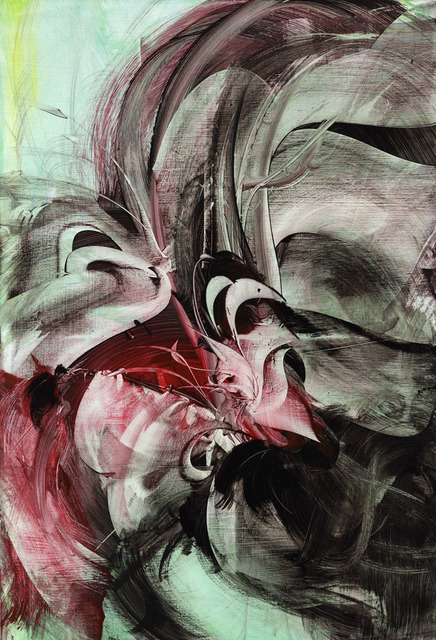 , 'Florescence,' 2013, Inception Gallery