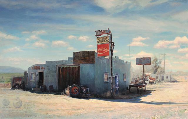 , 'Corner Store,' 2018, Sue Greenwood Fine Art