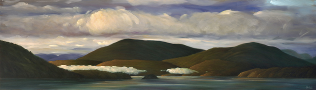 , 'Winter Sound,' 2018, Gallery Jones