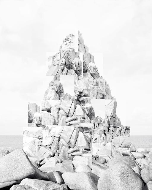Noemie Goudal, 'Soulèvement III', 2018, Galerie Les filles du calvaire