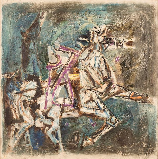 , 'Untitled (Horse),' 1960-1970, DAG