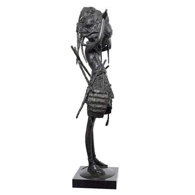 , 'Last Hairpin,' 2015, OSTASHOV sculpture