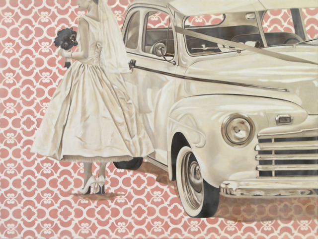 , 'Going to the Chapel,' 2016, Canfin Gallery