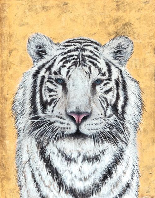 , 'White Tiger,' 2017, Impact Art Gallery
