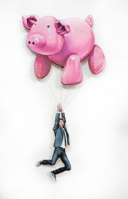 , 'Pig,' 2017, N2 Galería