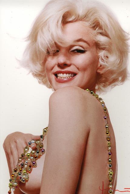 , 'Boob smile,' 1962/2013, Anna Laudel