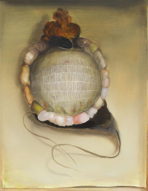 , 'beglänzt,' 2013, Kadel Willborn