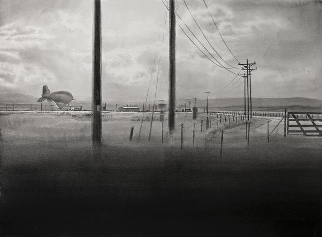 , 'Aerostat,' 2017, Castor Gallery