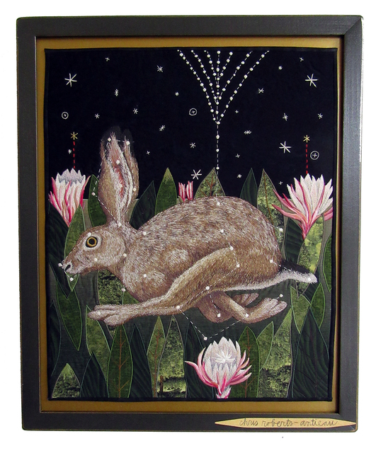 , 'Rabbit (Two),' 2017, Antieau Gallery