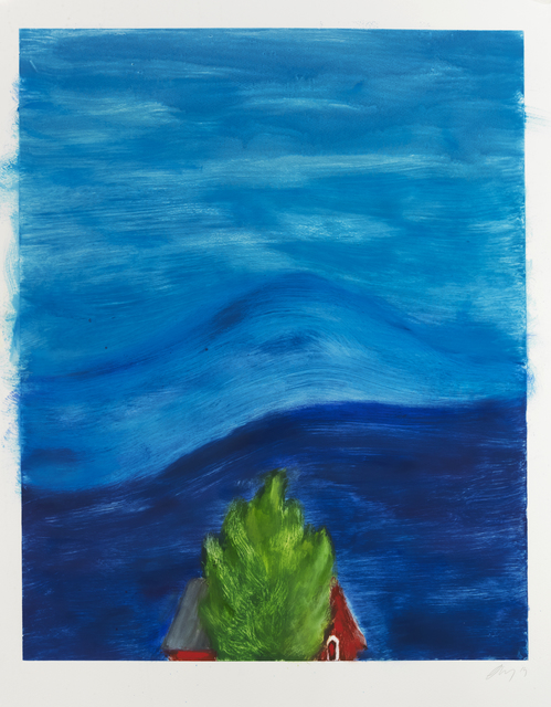 Suzy Murphy, 'The Weight of Blue', 2019, Lyndsey Ingram