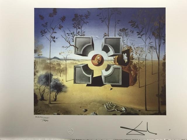 Salvador Dalí, 'Le cube (1948)', 1988, ByNewArt