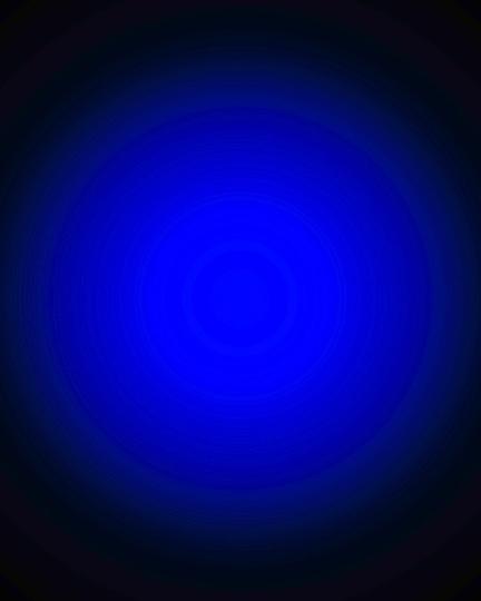 , 'Untitled (blauer Punkt),' 2012, Galerie Kornfeld