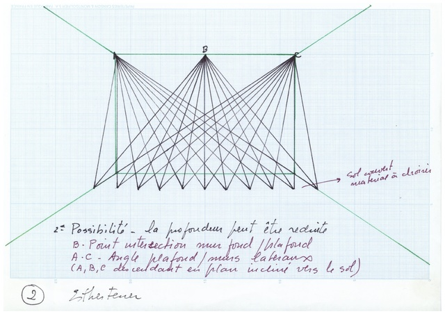 , 'Proyectos espaciales #5 (2/3),' , àngels barcelona