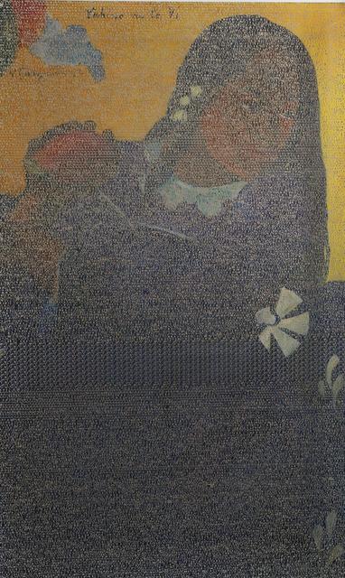 , 'Vahine no te vi (Woman of the Mango),' 2016, Kate Oh Gallery
