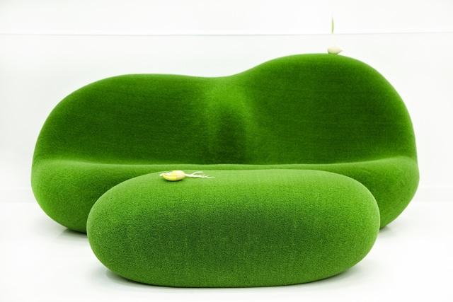 """, '""""Botanical Sofa and Table"""",' 2012, Chamber"""