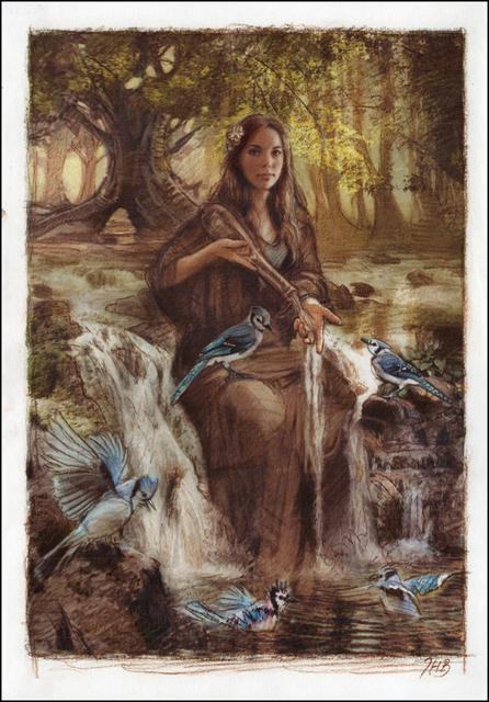 , 'Spirit of the Waterfall,' , IX Gallery