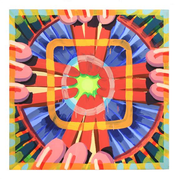 , 'Lunch Flower,' 2017, Rick Wester Fine Art