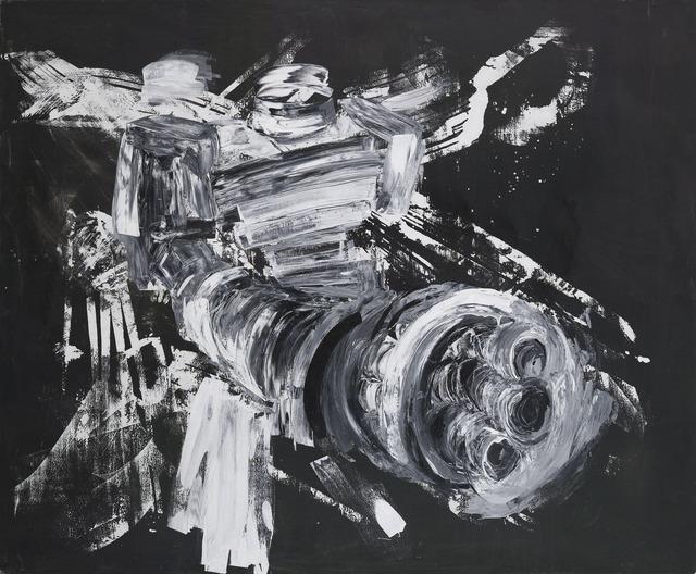 , 'La avanzada,' 2008, Galeria L