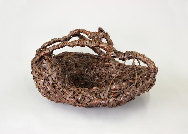 Nagakura Kenichi, 'Large Fruit Basket with Handle', 2014, TAI Modern