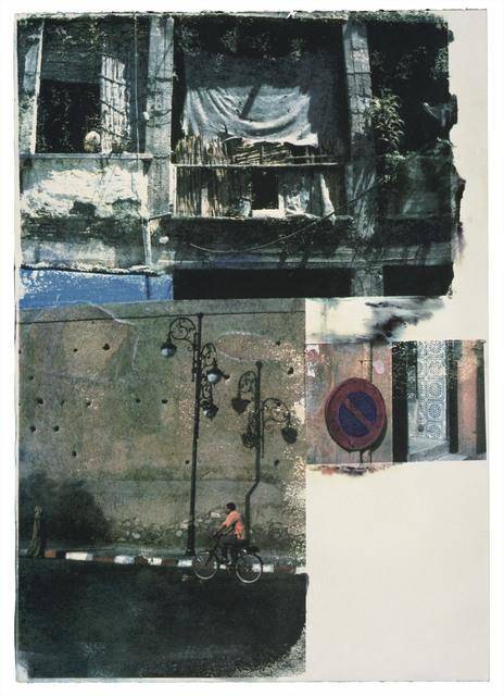 Robert Rauschenberg, 'Winner Spinner', 2000, Gemini G.E.L.