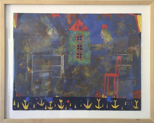 DeLoss McGraw, 'Painting for an Unwritten Fairytale', ÆRENA Galleries and Gardens