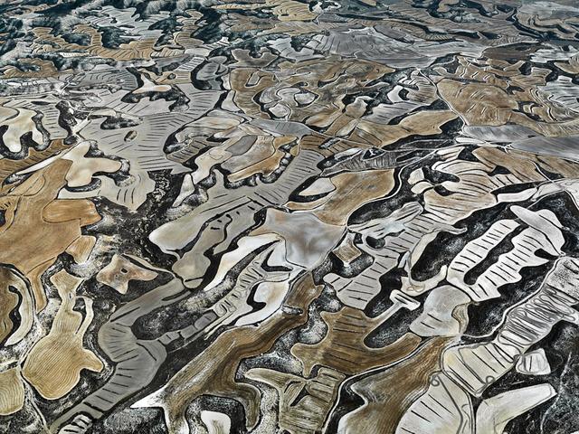 , 'Dryland Farming #21, Monegros County, Aragon, Spain,' 2010, Nicholas Metivier Gallery