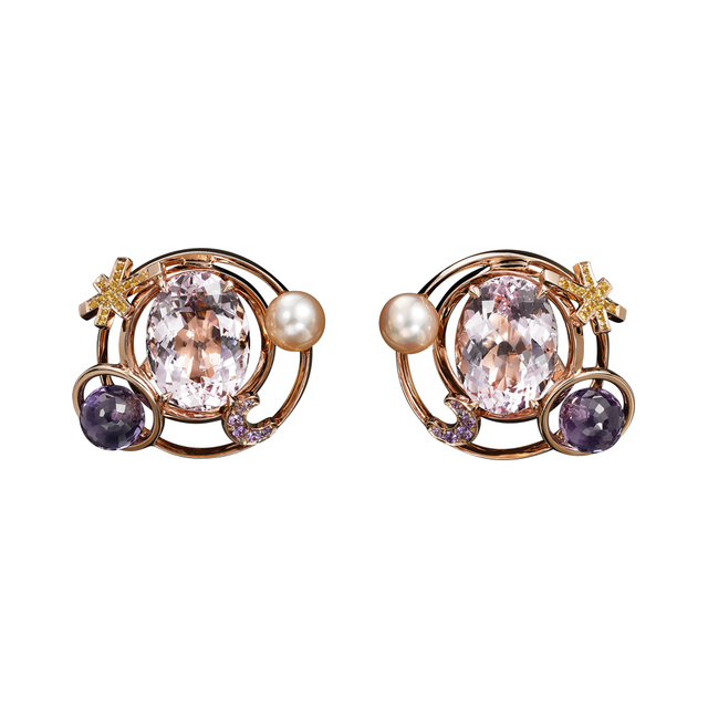, 'Galilée Earrings,' , Lorenz Bäumer Paris