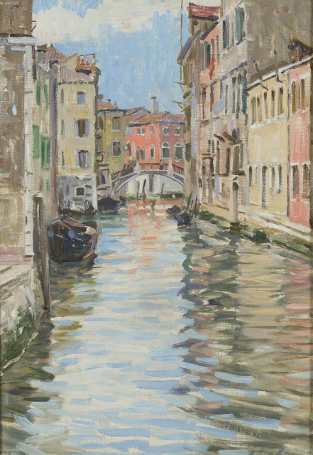 , 'Venice Canal Scene,' , Childs Gallery