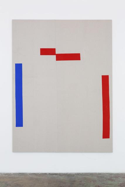 , 'Barn Painting 7,' 2015, Nina Johnson