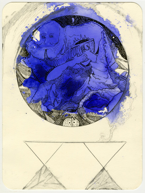 , 'Jötunheimr,' 2015, Kari Adelaide + Max Razdow