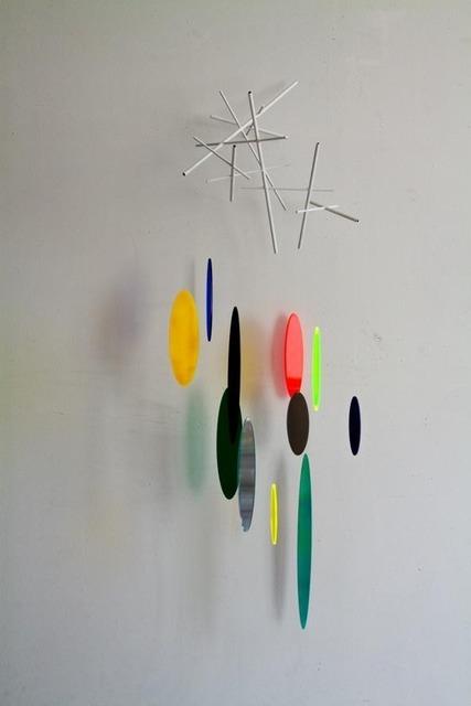 , 'CR1,' 2013, Eric Dupont