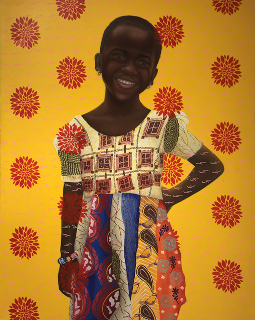 Solomon Adufah, 'If The Branch Is To Flower', 2018, Galerie Frank Pages