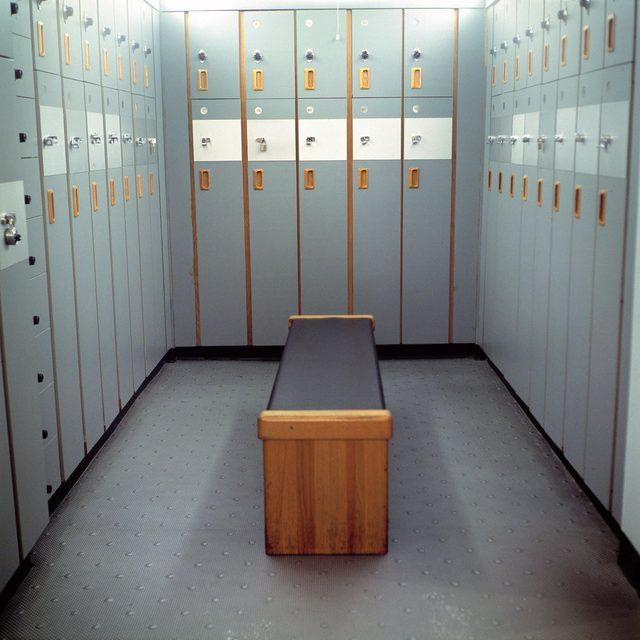 , 'Locke -room. Panorama Rehabilitación.,' 2001, Alarcón Criado