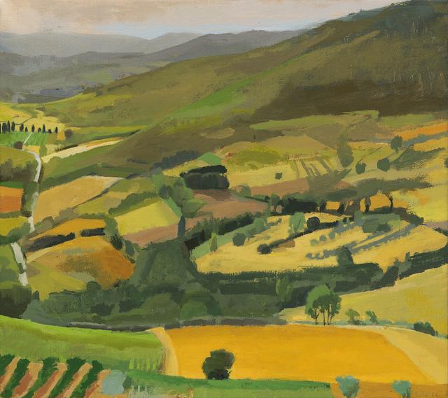 Celia Reisman, 'Valley', 2012, Paul Thiebaud Gallery