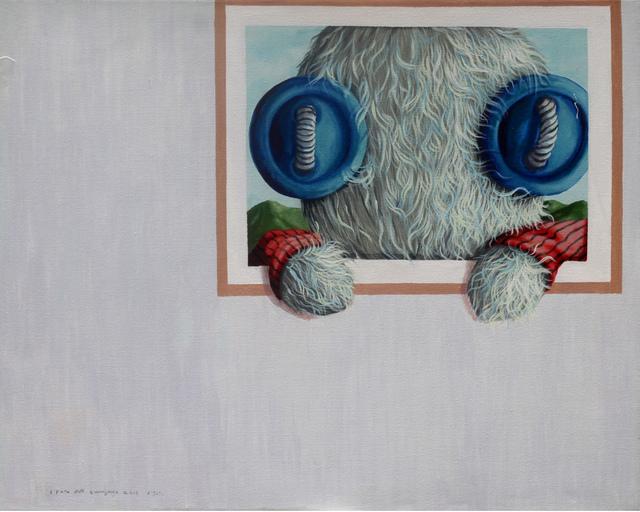 , 'Curiosity,' 2015, Gallery LVS