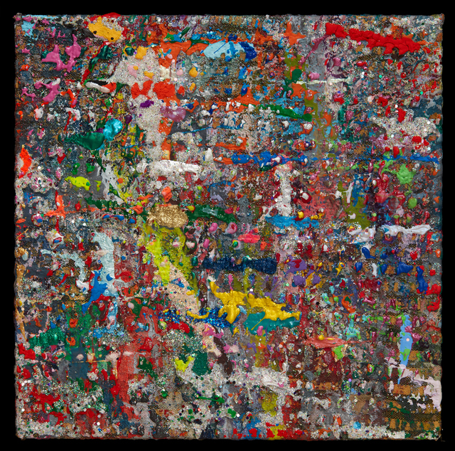 Gary Lang, 'GLITTERWORKS #187', 2018, Wilding Cran Gallery