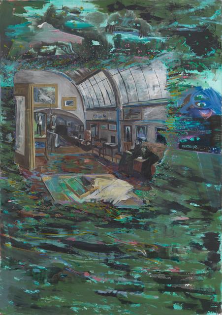 , 'Untitled (Reference: Max Liebermann),' 2013, Galerie Meyer Kainer